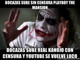 bocazas sube sin censura playboy the mansion bocazas sube Real ... via Relatably.com
