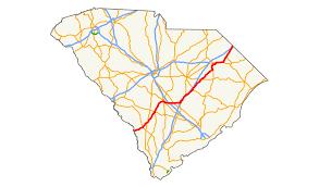 U.S. Route 301 in South Carolina