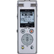 <b>Olympus DM770</b> Digital Voice Recorder -V414131SE000