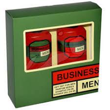 "Косметический <b>парфюмерный</b> набор для мужчин ""БИЗНЕС МЕН ..."