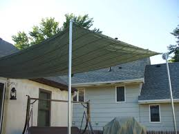 picture of diy sun shade for your patio or terrace amusing cool diy patio
