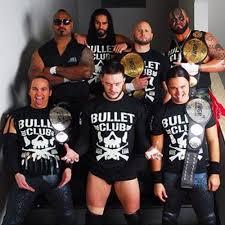 <b>Bullet Club</b> Bruce by William Giovanni