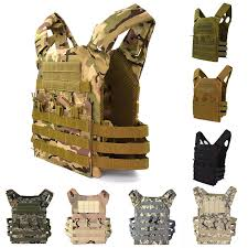 <b>Military</b> Army <b>Tactical 6094 Vest</b> Airsoft Hunting Camouflage <b>Vest</b> ...