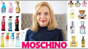 <b>MOSCHINO</b> PERFUME RANGE REVIEW | Soki London - YouTube