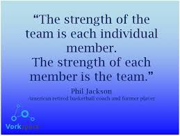 quotes about strength of a team 39 quotes
