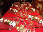 Vite une dcoration de Nol! - Dcoration : table de Nol - Marmiton