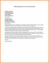 office manager cover letter   Budget Template Letter Budget Template Letter