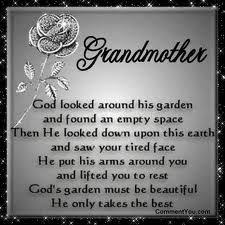 Losing a Grandmother to Death | Online of Grandmother quotes ...