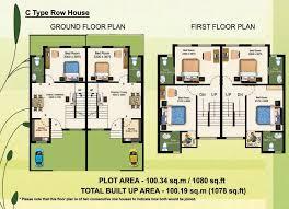 Floor Plan   Larica Green Hamlet Pailan at Kanakpura Road Pailan        Click to view Floor Plan