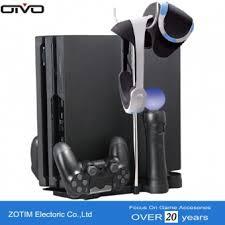 Купить Вертикальная <b>подставка OIVO</b> для PS4 Slim/PRO <b>VR</b> 5 in 1 ...