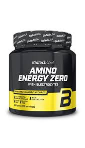 <b>Amino Energy</b> Zero with Electrolytes 360 g - BioTechUSA