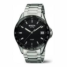 <b>Часы</b> наручные <b>Boccia</b> Titanium <b>3597-02</b>