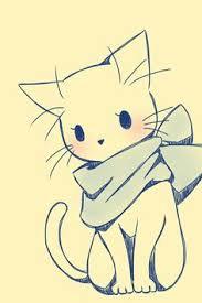 Коты: лучшие изображения (<b>2073</b>) | Рисунки, Кошачьи наброски ...