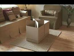 home staging furniture stage an empty house in minutes with cardboard furniture youtube cardboard furniture for sale