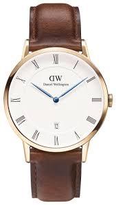 <b>Наручные часы</b> Daniel Wellington Dapper St Mawes Rose <b>Gold</b> ...
