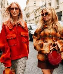 Цвет настроения Осень / Street Style / ВТОРАЯ УЛИЦА | fashion ...