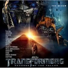 Трансформеры: Месть падших - Альбом - <b>Transformers</b>: Revenge ...