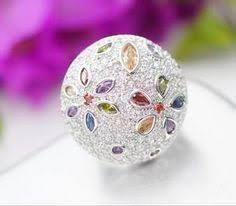 18 Best <b>LUXURY CUBIC ZIRCONIA</b> COCKTAIL RINGS images in ...