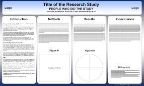 powerpoint scientific research poster templates for printing 36x48 tri fold poster template
