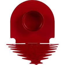 <b>Подсвечник</b> для чайной <b>свечи</b> «Ёлочка», цвет <b>красный</b> в Кирове ...