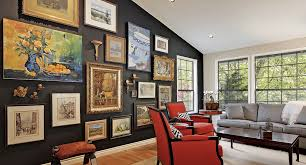 Image result for eclectic gallery wall