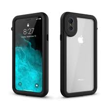 Hitcase Splash <b>Waterproof Case for</b> iPhone X/Xs