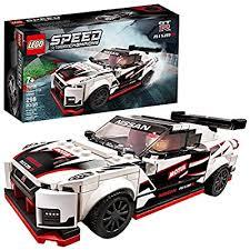 LEGO Speed Champions Nissan GT-R NISMO 76896 ... - Amazon.com