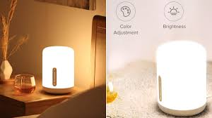 <b>Mi</b> Smart <b>Bedside Lamp 2</b> With Voice Control Put Up for ...
