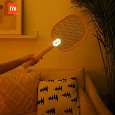 <b>Original xiaomi mijia Electric</b> Mosquito Swatter Rechargeable LED ...