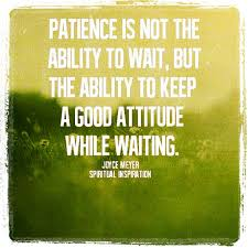 Quotes About Patience images