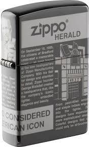 Бензиновая <b>зажигалка Zippo</b> Z_49049 — купить в интернет ...