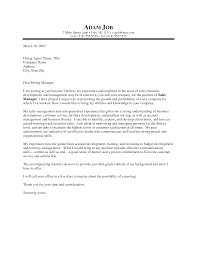 executive cover letter sample director template executive cover letter sample director