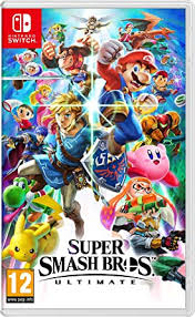 <b>Super Smash</b> Bros - Ultimate (Nintendo Switch): Amazon.co.uk: PC ...