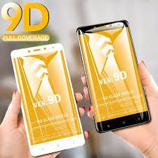 VOERO <b>9D Full Cover</b> Tempered Glass For Xiaomi Redmi Note 4 ...