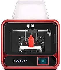 QIDI Technology High-end 3D Printer:X-Maker,Focus ... - Amazon.com