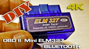 DIY <b>Bluetooth OBD II</b> Mini <b>ELM327</b> (Installing) - YouTube