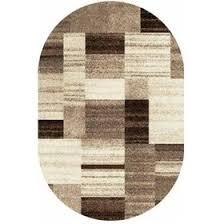 Овальный <b>ковёр Sunrise 2 D441</b>, 100 х 200 см, цвет <b>gray</b>-<b>beige</b> ...