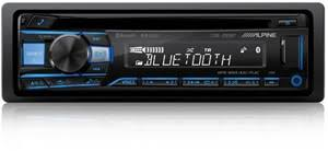 <b>Alpine CDE</b>-<b>203BT</b> - CD/USB Receiver met BT bij Automat