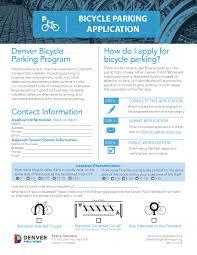 bike parking bike racks bike parking application pdf