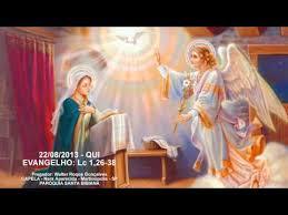 Resultado de imagem para O ANJO GABRIEL - REVELAÇÃO A MARIA IMAGENS