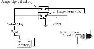 amp gauge wiring diagram wiring diagram and hernes yamaha outboard fuel gauge wiring diagram jodebal