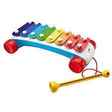 Купить ксилофон Mattel <b>Fisher</b>-Price Ксилофон CMY09 в ...