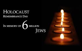 Image result for holocaust memorial day