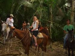 Image result for horseback riding from belize city