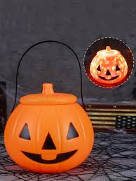 Sale | <b>Halloween Pumpkin Shaped Portable</b> Lantern | ROMWE USA