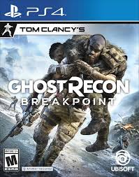 <b>Tom Clancy's</b> Ghost Recon Breakpoint Standard Edition <b>PlayStation</b> ...