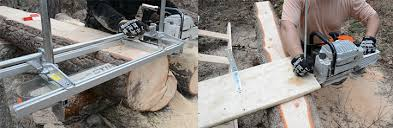 Should you do a <b>DIY</b>, <b>homemade</b> chainsaw <b>mill</b> or buy one?