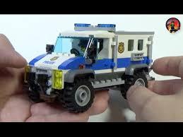 Lego <b>City Ограбление</b> на бульдозере 60140 - YouTube