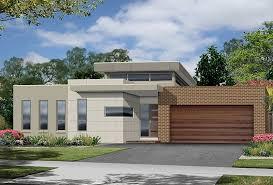 Single Level Modern House Plans   Open Spaces   Houz Buzz
