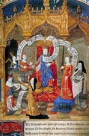 """Résultat de recherche d'images pour """"Louis XI épouse Charlotte de Savoie"""""""
